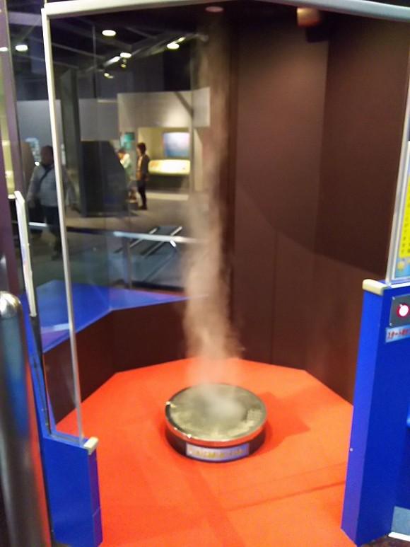 竜巻発生装置