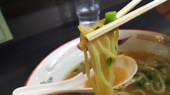 夢屋ラーメン麺