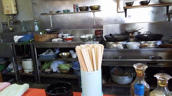 杏花村厨房