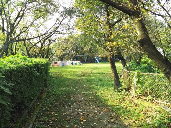滝の宮展望台公園