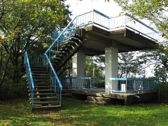 展望台滝の宮