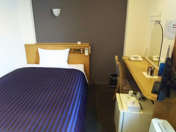 ホテルオレールベッド