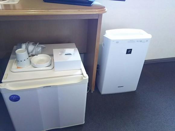 空気清浄機、冷蔵庫