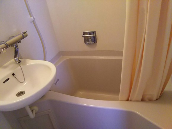 ホテルオレール風呂
